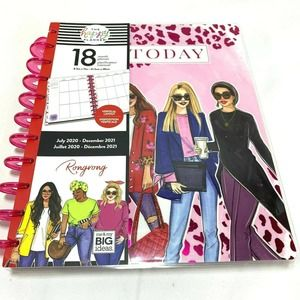 2021 The Happy Planner Big Vertical Layout